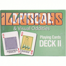 Optical Illusions & Visual Oddities Playing Cards - Deck II -