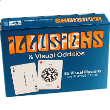 More Illusions & Visual Oddities - Playing Cards - Games & Toys