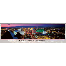 Panoramic: Las Vegas, Nevada - Jigsaws