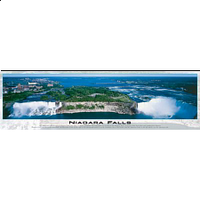 Panoramic: Niagara Falls