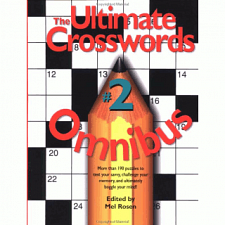 The Ultimate Crosswords Omnibus #2 - Book - Cross Word Puzzles