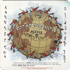 Get off the Earth - Paper Puzzles