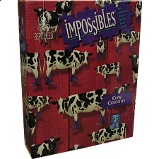 Impossibles - Cow Country Jigsaw