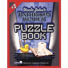 Uncle John's Bathroom Reader Puzzle Book #2 - book