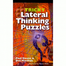 Tricky Lateral Thinking Puzzles - book - Lateral Thinking Puzzles