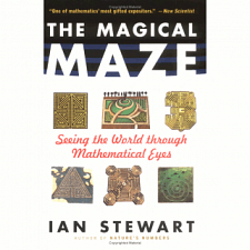 The Magical Maze - book - Puzzle Books