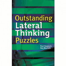 Outstanding Lateral Thinking Puzzles - book - Lateral Thinking Puzzles