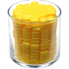 Glass Puzzle - Corn - Misc Puzzles