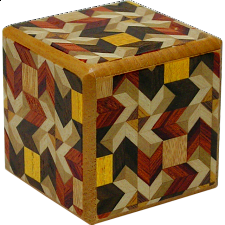 Karakuri - Small Box #1 MY - Wood Puzzles