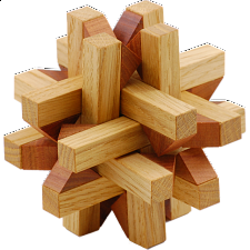 Prox - European Wood Puzzles