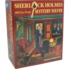 Sherlock Holmes - Watson's Inheritance - 1000 Pieces