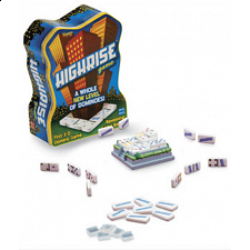 Highrise Game - Dominoes - Dominoes