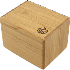Karakuri - Small Box #2S - Japanese Puzzle Boxes