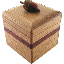 Karakuri Acorn - Other Japanese Puzzle Boxes