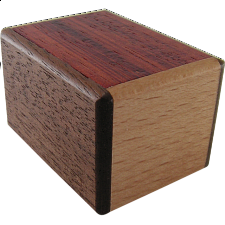 Mame 14 Step Natural Wood