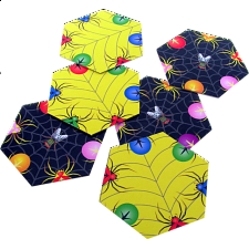 Tile Puzzle - Spider - Double Sided