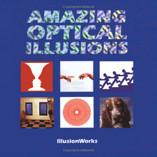 Amazing Optical Illusions - Hardcover - Book - Misc Puzzles