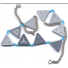 Necklace Packing Puzzle -