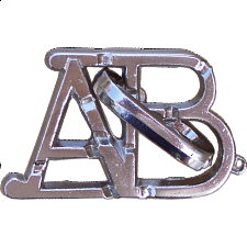 ABC Puzzle - Wire & Metal Puzzles