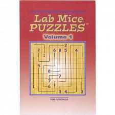 Lab Mice Puzzles Volume 1 - book -