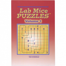 Lab Mice Puzzles Volume 1 - book -