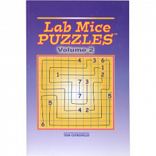 Lab Mice Puzzles Volume 2 - book - Mazes