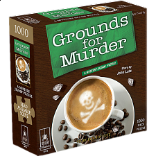 Mystery Puzzle - Grounds for Murder - Mystery
