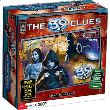 University Games 39 Clues 200 Piece Puzzle 39 Clues - Mystery