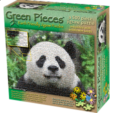 Green Pieces - I Need a Hug - jigsaw puzzle