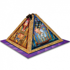 3D Pyramid Puzzle - Mysteries of the Pyramids