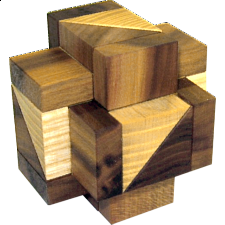 Ikeburra - European Wood Puzzles