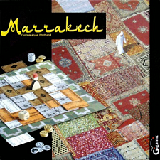 Marrakech - Family Games