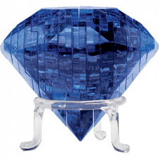 Sapphire - 3D Jigsaw Puzzle - Clearly Puzzled