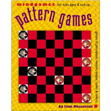 Pattern Games - book - Brain Teaser