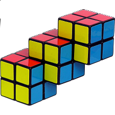 Triple 2x2 Cube - Search Results
