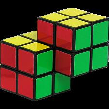 Double 2x2 Cube -