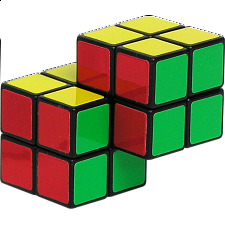 Double 2x2 Cube - Rubik's Cube & Others