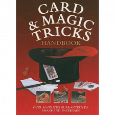 Card & Magic Tricks Handbook - book - Magic / Tricks