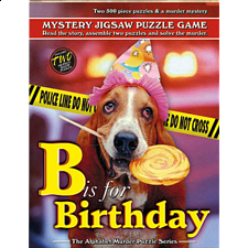 B is for Birthday - Mystery