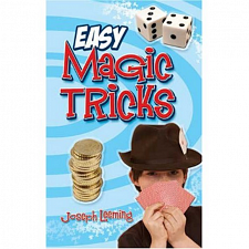 Easy Magic Tricks - book - Puzzle Books