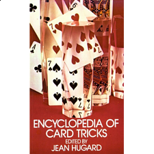 Encyclopedia of Card Tricks - book - Misc Puzzles