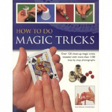 How to do Magic Tricks - book - Puzzle Books