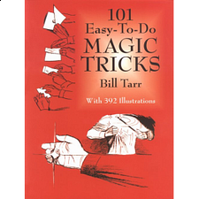 101 Easy-to-Do Magic Tricks - book - Puzzle Books