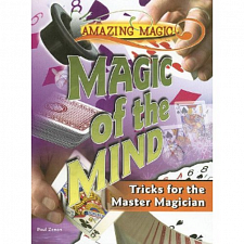 Magic of the Mind: Tricks for the Master Magician - book - Magic / Tricks