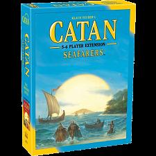 Catan: Seafarers  5-6 Player Extension -