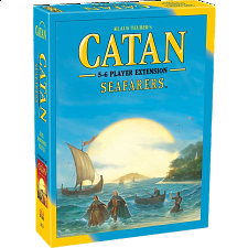 Catan: Seafarers - 5-6 Player Extension