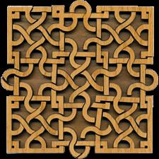 Paradigm Puzzles - Interlace Squares