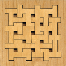 Paradigm Puzzles - Sequencer - Other Wood Puzzles