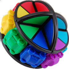 Turbo Mind Twister - Other Rotational Puzzles
