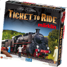 Ticket To Ride - Marklin - Games & Toys